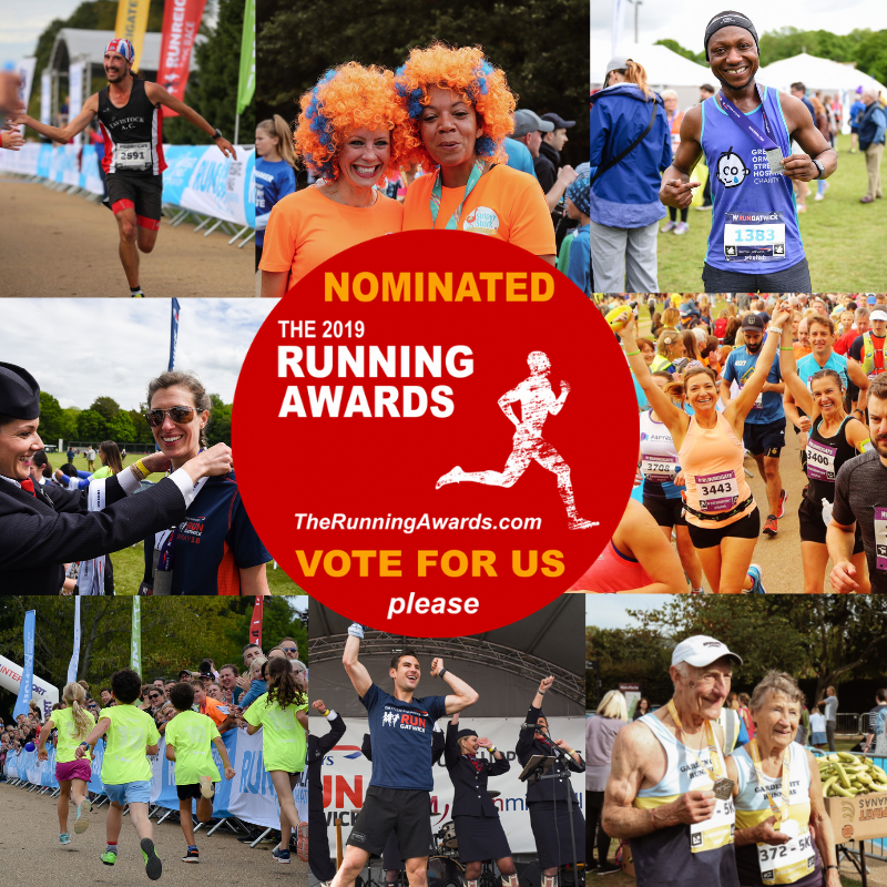The Running Awards 2019