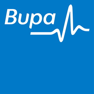 Bupa Health Assessment Logo