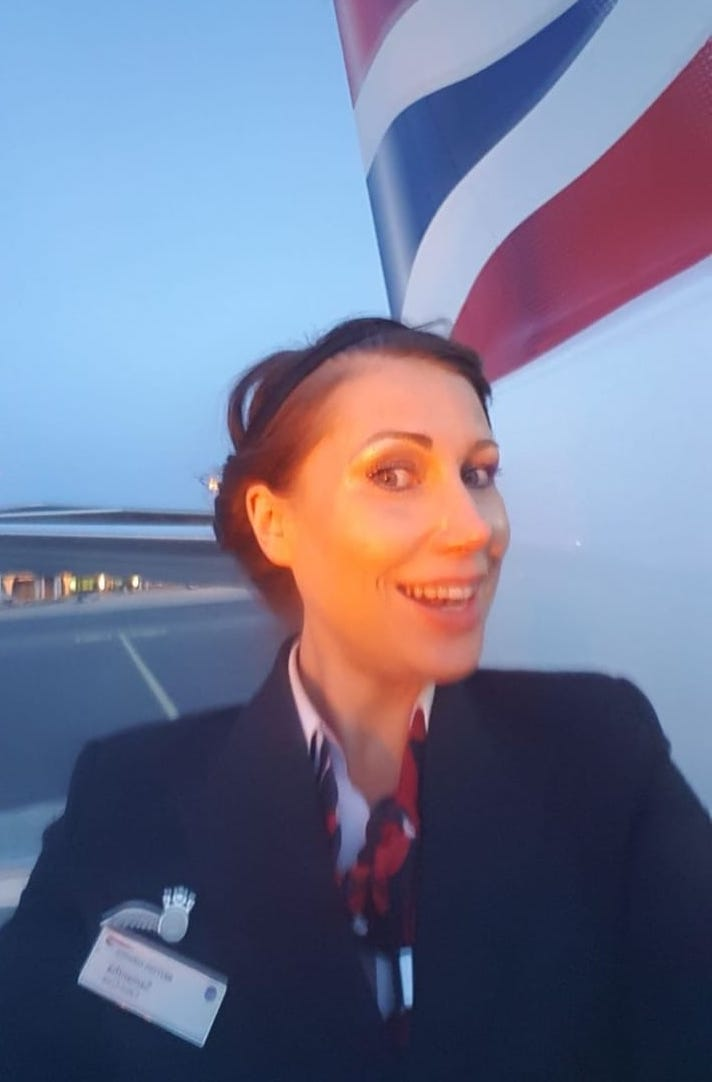 A Fitting Tribute For British Airways Colleague Samantha May