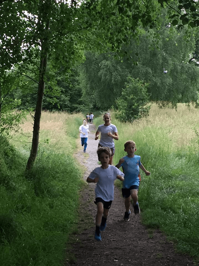 Exercising with your kids: Why it doesn't need to be a trade off 4