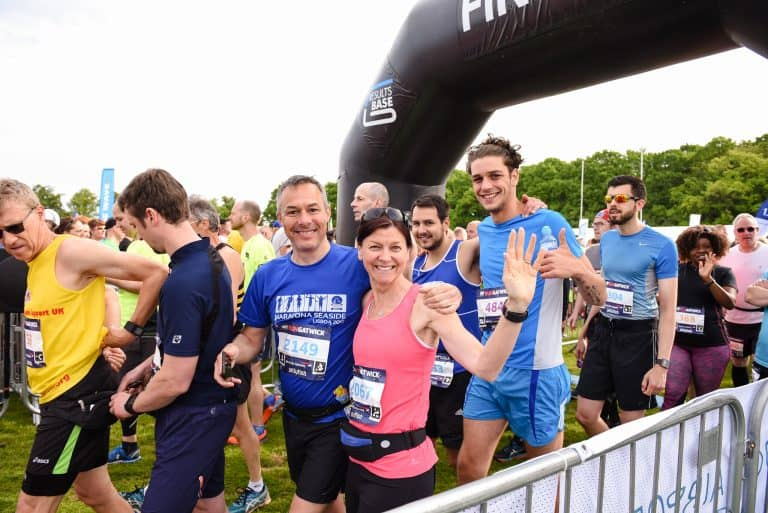 Run Gatwick Half Marathon Sussex Races